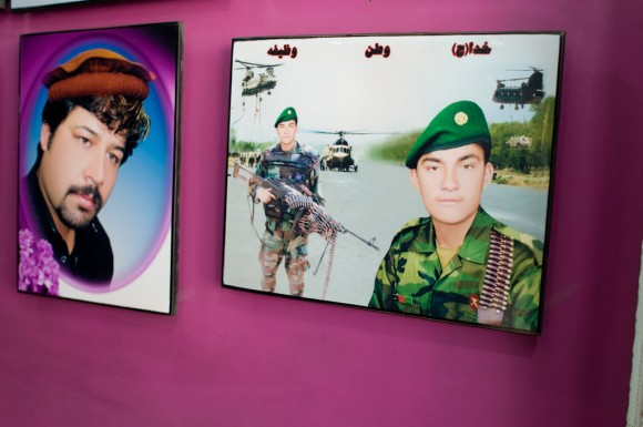 Afghanistan: Photoshopped images