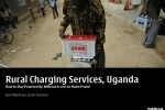 Presentation: Rural Battery Charging Services