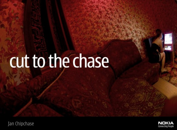 Presentation: Cut to the Chase